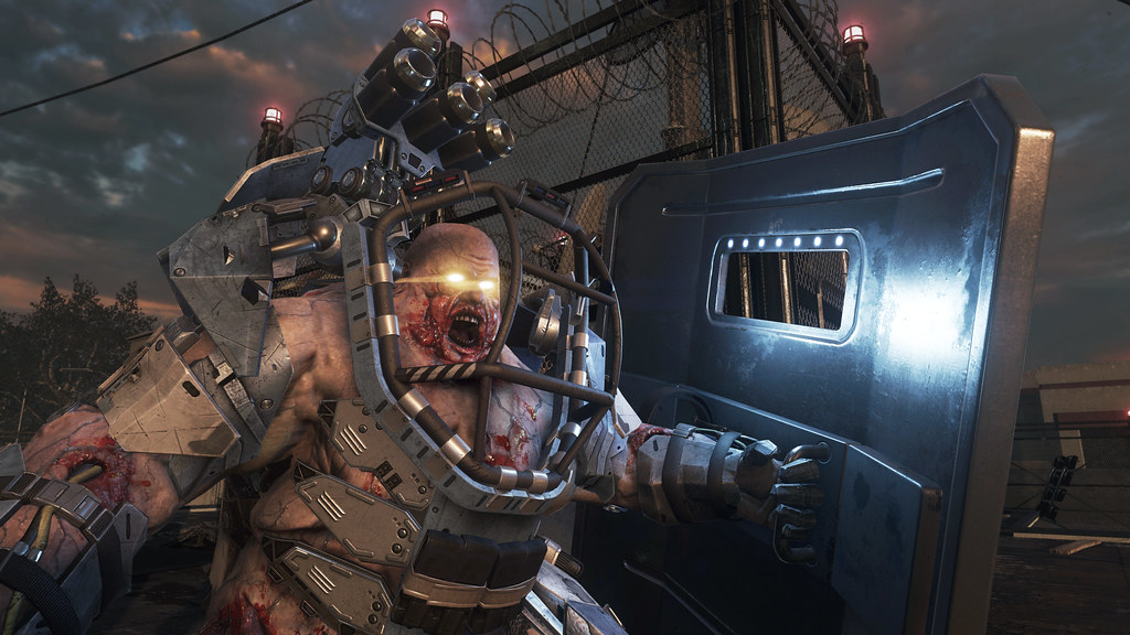 COD AW DLC_Ascendance_Exo Zombies