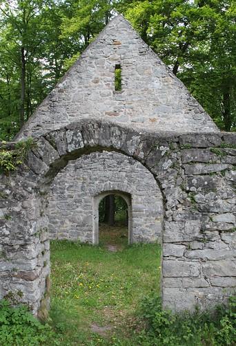 Ottilienkapelle. Ottilie chapel.