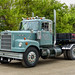 Howard Historic Trucking's 1970 White 4000 Truck by J Wells S