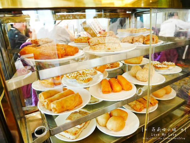 台北東區華漾大飯店港式飲茶 (6)