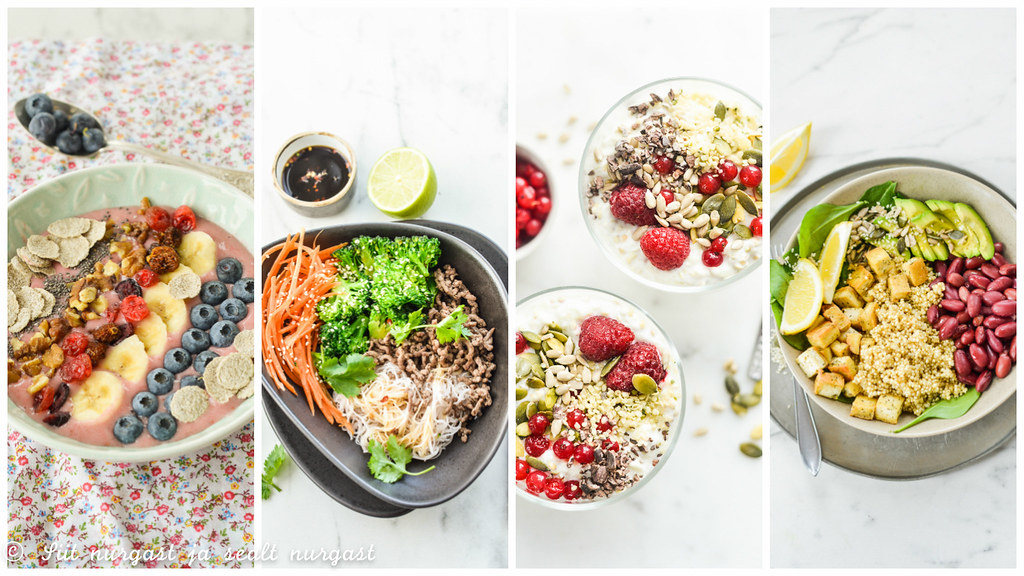 kausitoidud/food in bowls