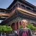 Romain at Lama Temple