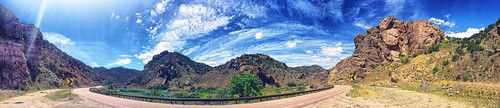 cotopaxi colorado unitedstates us jnhphoto landscape river panorama