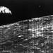 Primera foto desde la Luna