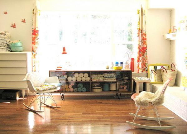 dottie angel's sunny studio! | Emma Lamb