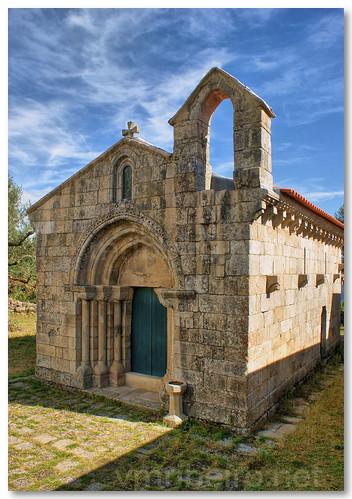 Rota do Românico - Igreja de S. Gens de Boelhe