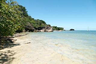 長さ 330 メートルのビーチ の画像. sc seychelles praslin ansestsauveur