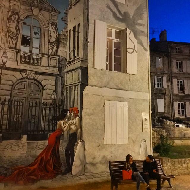 Memoires du XXeme Ciel (Angulema, Francia)
