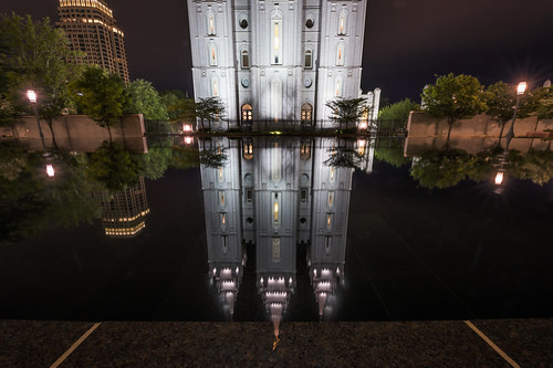 Temple in the Water by Geoff Livingston