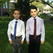 dressed up for first bar mitzvah by woodleywonderworks