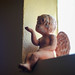 Window Ledge Angel by j cator