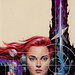 Women's Work, Original Science Fiction Stories digest cover, November 1956 - Ed (Emsh) Emshwiller by Atomic Scout