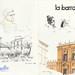 Calle Cister / Placa del Obispo by Flaf