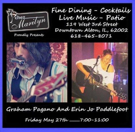 Pagano & Paddlefoot 5-27-16