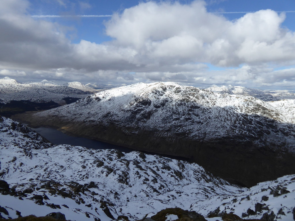 Ben Vorlich from Ben Vane summit