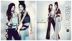 Asteria - Belen Outfit - Exclusive for U L T R A Event