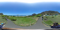 From the Sea Life Park -a  360º Equirectangular VR