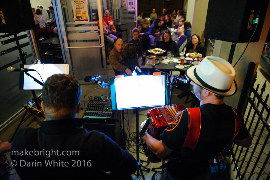 Heinz 57 and The Wailing Whippets at Strykerz 258