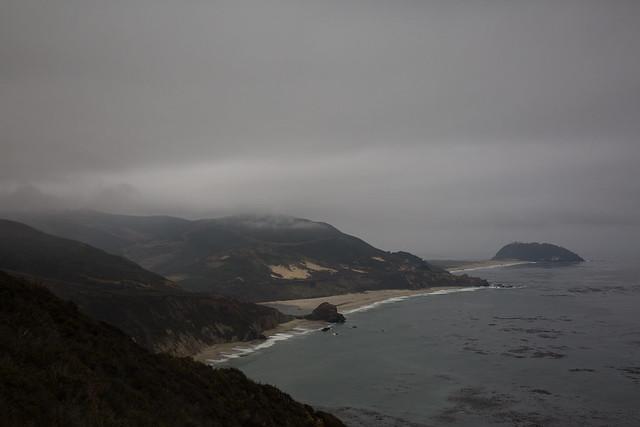 beach, bigsur