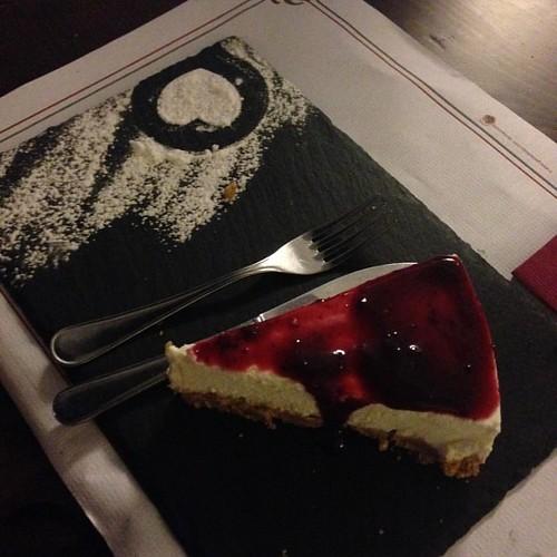 Mais um Cheesecake