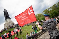 9. Mai...70. Jahrestag...Befreiung von Faschismus und Krieg