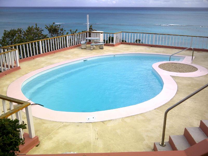 Final Swimming Pool Repair - Bermuda | sanitred.com theconcr… | Flickr