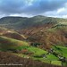 Countryside Walks - Looking across to Seat and fairfield Fells