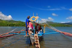 巴拉望 傳統螃蟹船