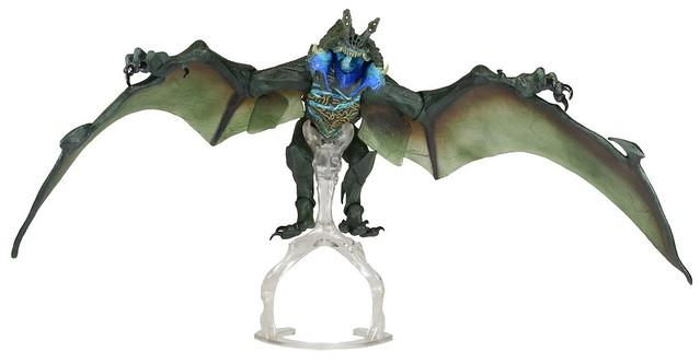 NECA 環太平洋【鐵尾】Pacific Rim Kaiju Flying Otachi 第七彈