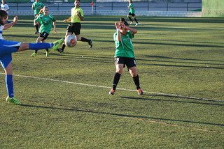 Extremadura vs Escuela Peña Valle