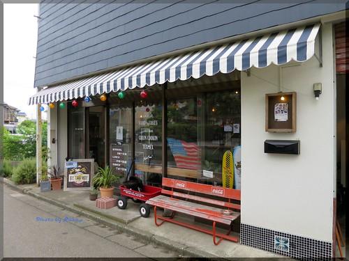 Photo:2015-05-19_ハンバーガーログブック_鉄砲道裏に佇むアメリカンダイナー【茅ヶ崎】By the Way_05 By:logtaka