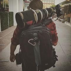 Para la @egoteca en el #usAireaysCenter #canon #500mm #photojurnalist #lens #camara #photographer