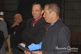 22 mai 2015 - Martial Lemire et Denis Legault