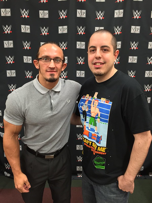 Wwe vip experience white plains house show marked out image m4hsunfo