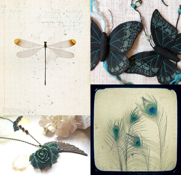 winged things I'm loving right now | Emma Lamb