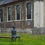 Unesco Begijnhof OLV-Ter Hoye Gent - Unesco beguinage Ghent