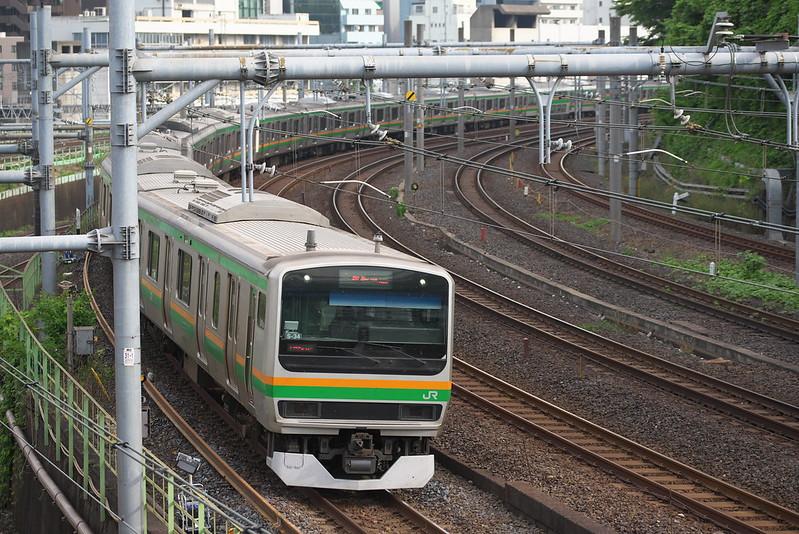Tokyo Train Story 東北本線 2015年5月30日