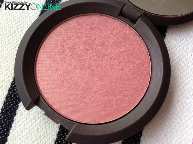 Review: BECCA Mineral Blush in the shade 'Flowerchild' ⋆ Kizzy Online