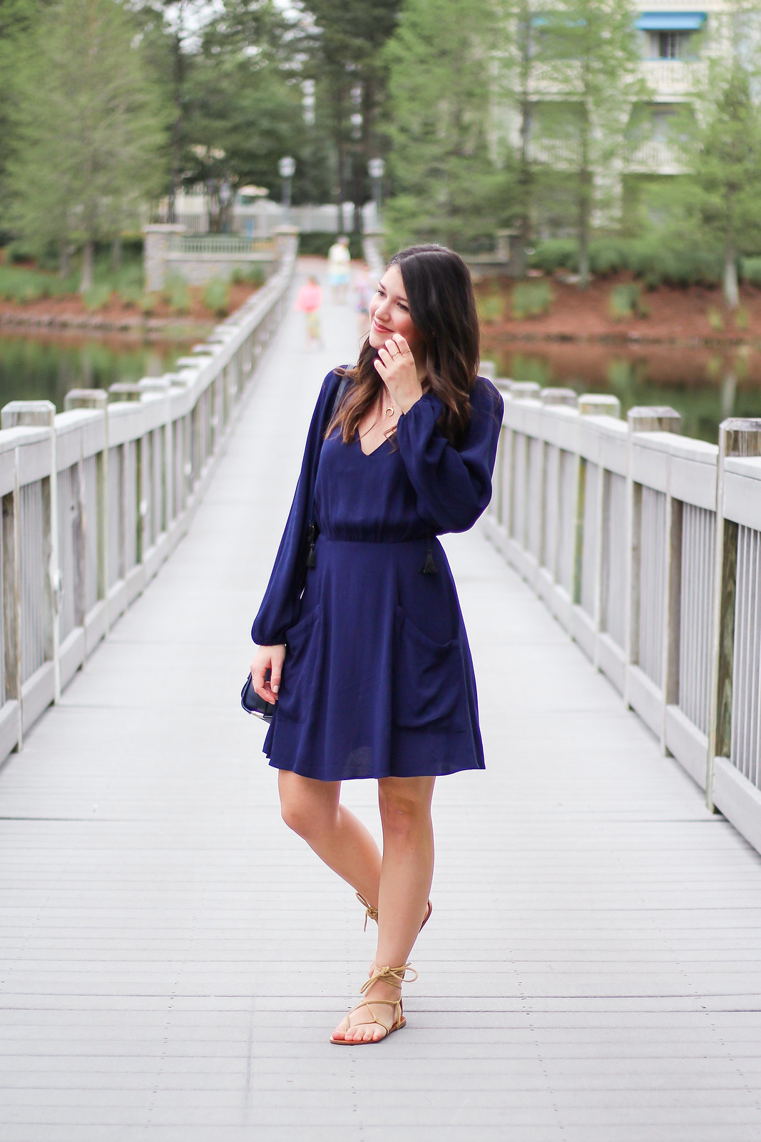Summer Outfit Reformation Dress
