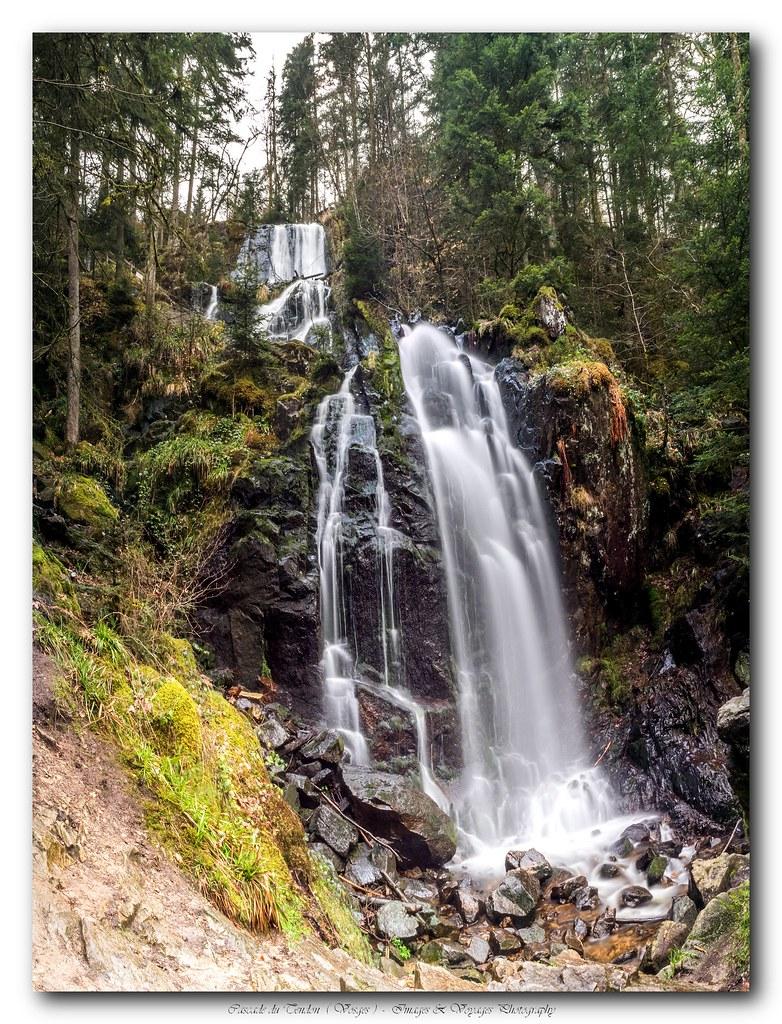 Cascade en Vosges  26819403672_a0c349a79b_b