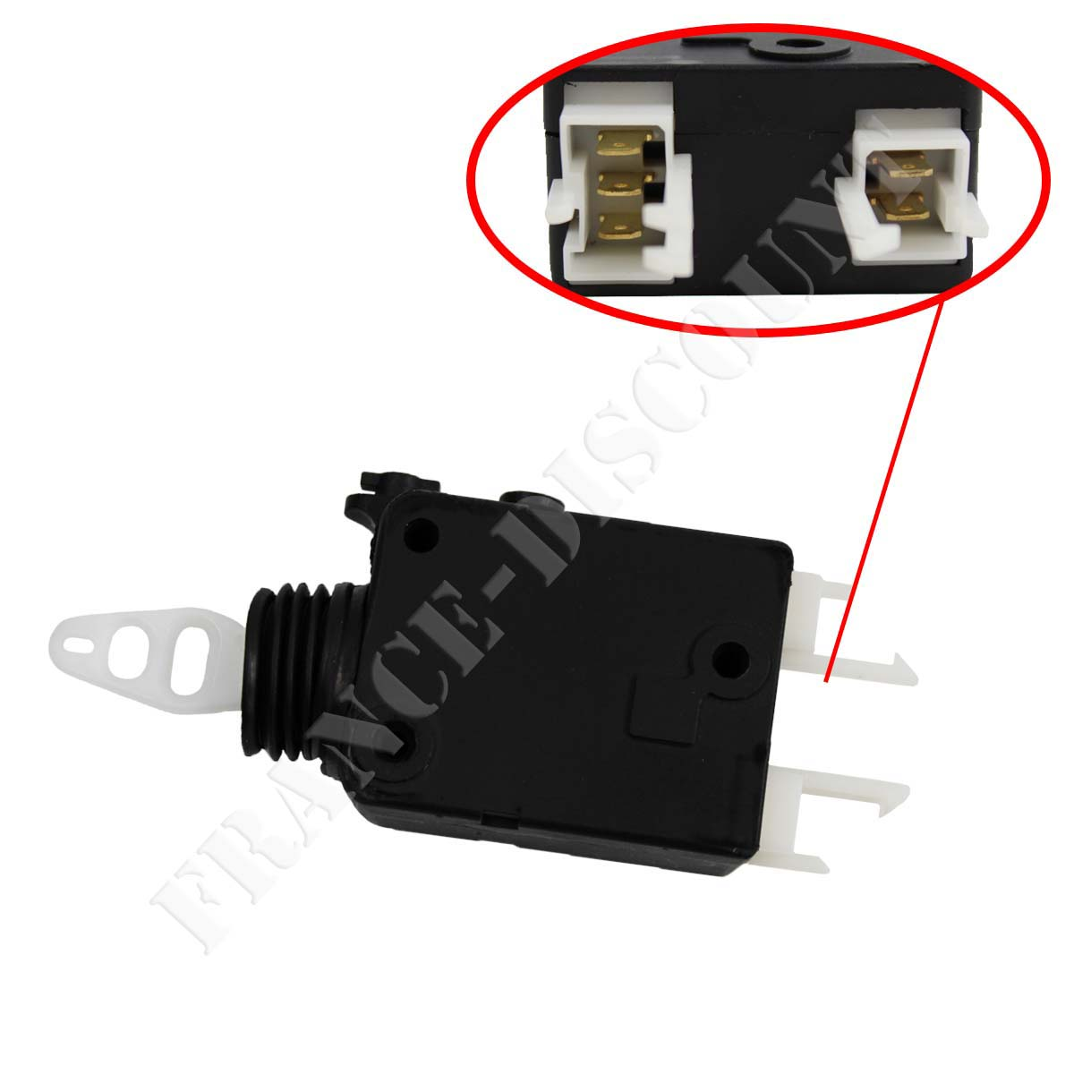 motor cierre centralizado citroen ax berlingo bx saxo zx 661503. Black Bedroom Furniture Sets. Home Design Ideas