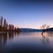 Dawn at Wanaka by Pat Charles