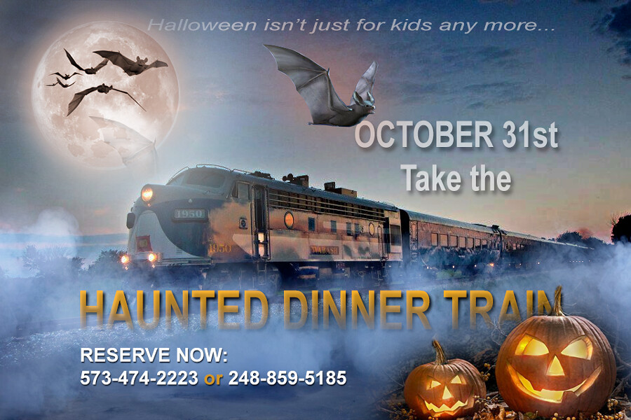 GHOST TRAIN:  Federal lawsuit, corporate shell game, massive losses haunt CoMo dinner train