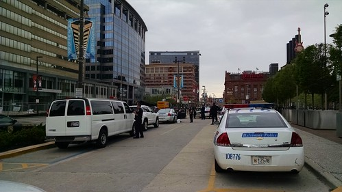 More security around the Inner Harbor