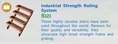Industrial Railing 2