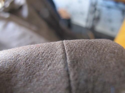 Pressing wool - 9