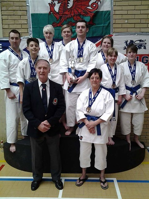 Staffordshire International Karate Championship 2015