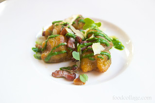 Sweet Potato Gnocchi at Habitat | by claramichelle