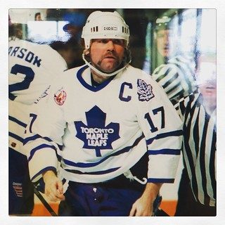 I've always loved Wendel Clark.
