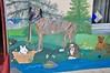 Cole Garage Pet Mural